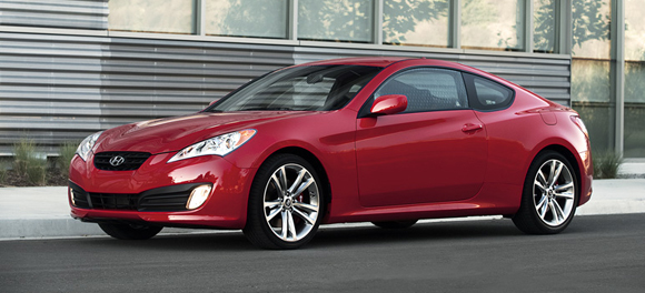 2012 GENESIS COUPE Great Hyundai Deals: January 2012 Lease and Purchase