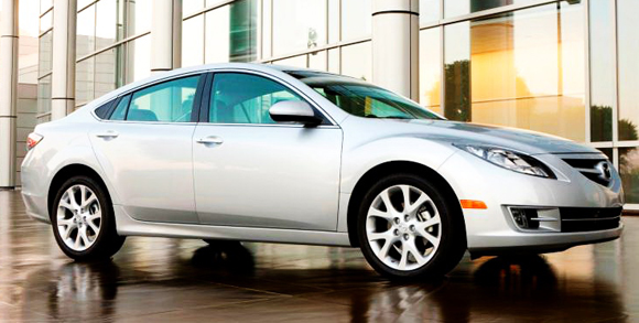 2012 mazda 6 view Best Car Lease Deals For February 2012