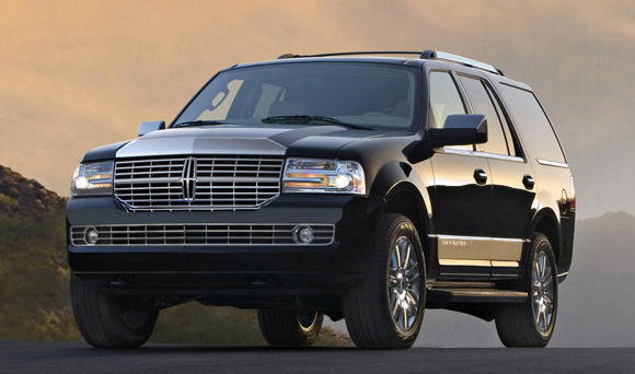 2012 Lincoln Navigator The Latest Lease Deals: March 2012