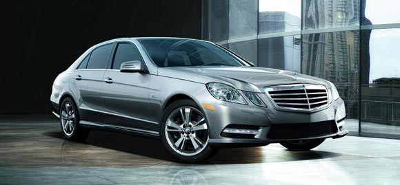 2012 E Class Sedan1 Great Lease Deals: June 2012