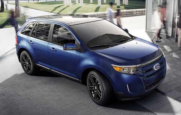 2012 Ford Edge American Domestic Cars Win Awards