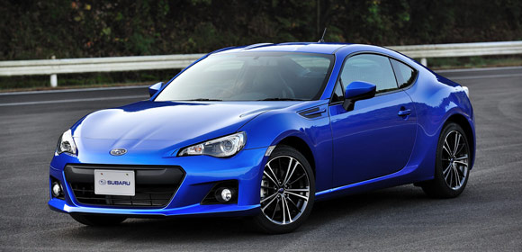 Subaru BRZ, Scion FR-S lead the pack of fastest-selling cars ...