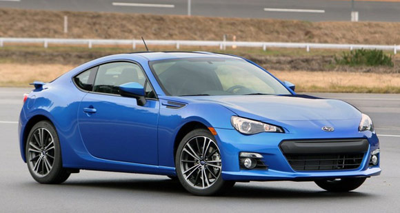 2013 subaru brz front Subaru isnt going to offer any incentives on BRZ