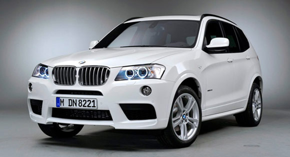 BMW X3 xDrive28i 1 Best Car Lease Specials: July 2012