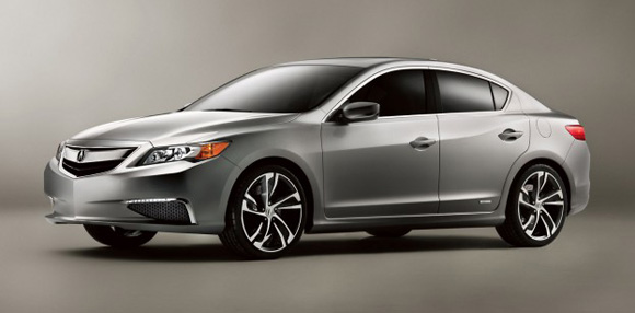2013 acura ilx Best Car Lease Specials: August 2012