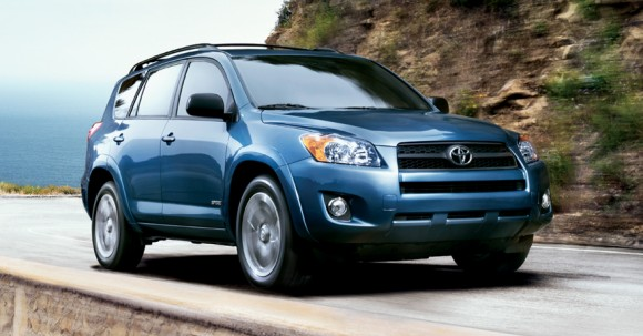 2012 Toyota RAV4 e1349416674312 Best Car Lease Specials: October 2012