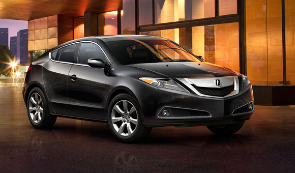 Acura ZDX 1 Acura ZDX will get cancelled after 2013 model