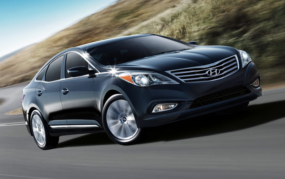 2013 Hyundai Azera Car Lease Deals on Thanksgiving day & Black Friday