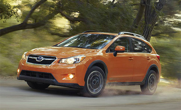2013 Subaru XV Crosstrek Subaru Lease & Purchase Deals: December 2012