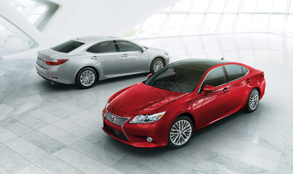 Lexus ES350 Consumer Reports: Toyota is almost ready to issue for emergency trunk releases