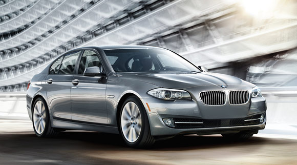 2013 BMW 528i Sedan Best Car Lease Specials: January 2013
