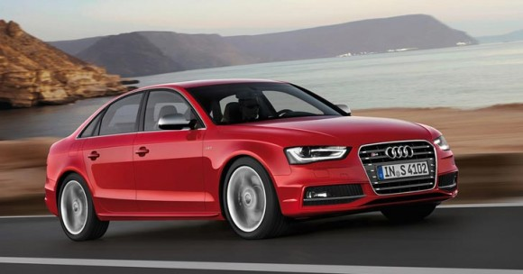2013 Audi A4 Sedan e1362542909726 Best Car Lease Deals: March 2013
