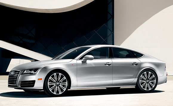 2013 Audi A7 Best Car Lease Deals : Luxury Car Leases
