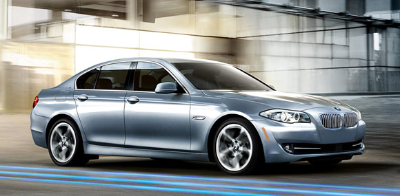 2013 bmw activehybrid5 Best Car Lease Deals: Hybrid Cars & Electric Vehicles