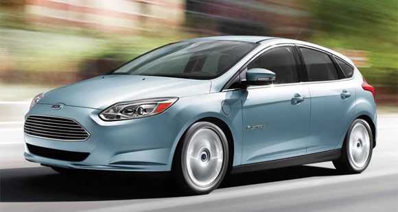 2013 ford focus electric Best Car Lease Deals: Hybrid Cars & Electric Vehicles