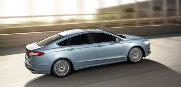 2013 ford fusion hybrid Best Car Lease Deals: Hybrid Cars & Electric Vehicles