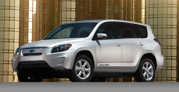 2013 toyota rav4 ev Best Car Lease Deals: Hybrid Cars & Electric Vehicles