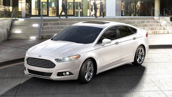 Car Leases Less Than $200 A Month - 2013 Ford Fusion Sedan Lease
