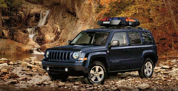 Car Leases Less Than $200 A Month - 2013 Jeep Patriot SUV Lease