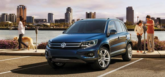 Car Leases Less Than $200 A Month - 2013 Volkswagen Tiguan Lease