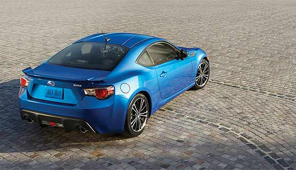 2013 Subaru BRZ Car Lease Deals: April 2013