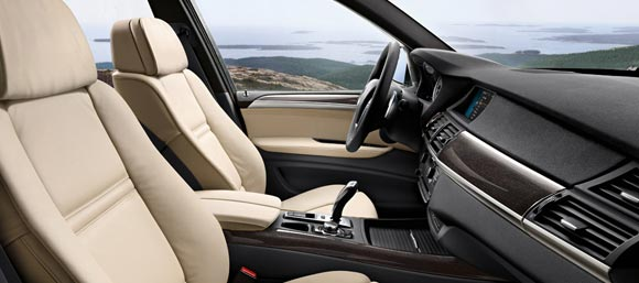 2013 bmw x5 interior 5 Best Luxury SUV Lease Deals This Summer of 2013