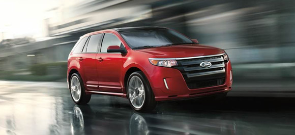 Car Lease Deals: Lease a Ford today! - 2013 Ford Edge