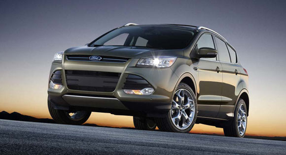 Car Lease Deals: Lease a Ford today! - 2013 Ford Escape