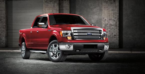 Car Lease Deals: Lease a Ford today! - 2013 Ford F-150