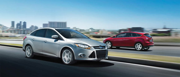 Car Lease Deals: Lease a Ford today! - 2013 Ford Focus