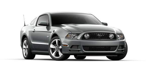 Car Lease Deals: Lease a Ford today! - 2013 Ford Mustang GT