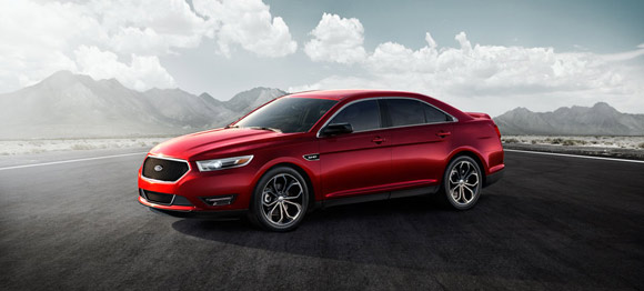 Car Lease Deals: Lease a Ford today! - 2013 Ford Taurus