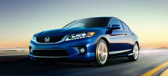 2013 Honda Accord Sedan & Coupe Reviews & Lease Deals ...