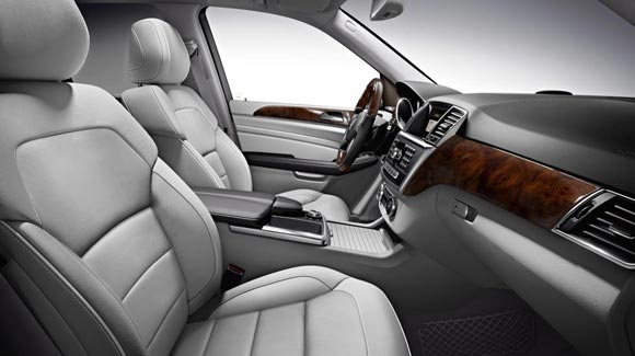2013 mercedes benz ml350 interior 5 Best Luxury SUV Lease Deals This Summer of 2013