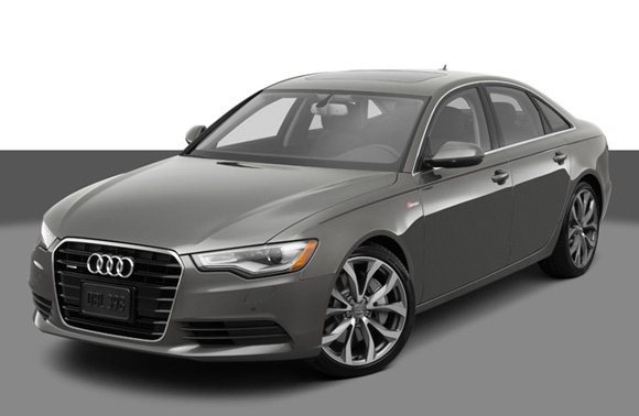 Audi Lease Deals - Lease an Audi A6 Today!
