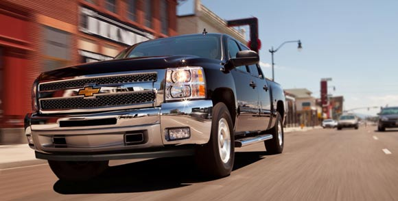 Best Car Lease Deals: May 2013 -  2013 Chevrolet Silverado 1500