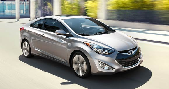 Best Car Lease Deals: May 2013 -  2013 Hyundai Elantra Coupe