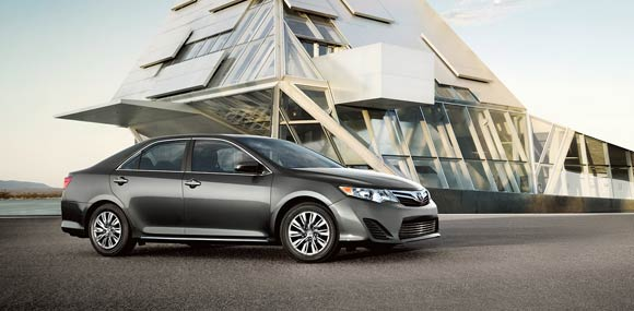 Best Car Lease Deals: May 2013 -  2013 Toyota Camry