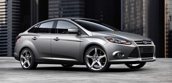 2013 Ford Focus Sedan Car Leases Less Than $100 A Month