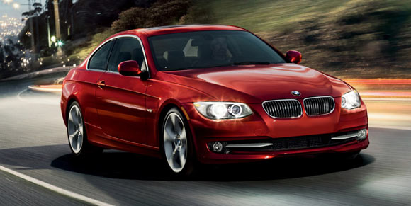 Best Car Lease Deals: June 2013 - 2013 BMW 335i Coupe