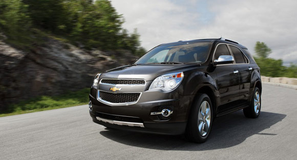Best Car Lease Deals: June 2013 - 2013 Chevrolet Equinox