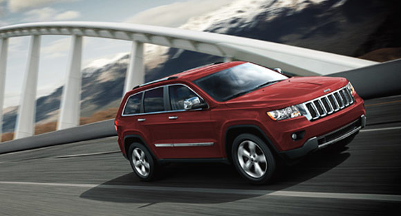 Best Car Lease Deals: June 2013 - 2013 Jeep Grand Cherokee
