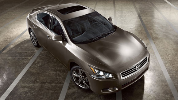 Best Car Lease Deals: June 2013 - 2013 Nissan Maxima
