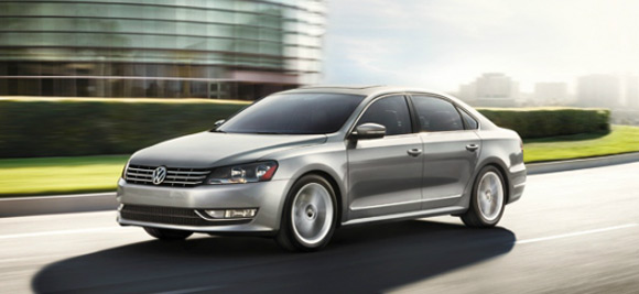 Best Car Lease Deals: June 2013 - 2013 VW Passat Sedan