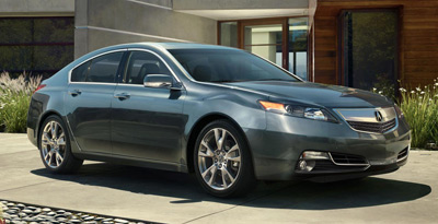 Acura Lease Deals on In Boston  You Can Lease A 2013 Acura Tl Sedan For  390 Per Month For