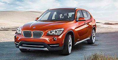 2014 BMW X1 Crossover SUV