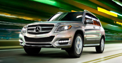 2013 GLK350 Crossover SUV 1 Best Crossover SUV Lease Deals Around the Nation In August
