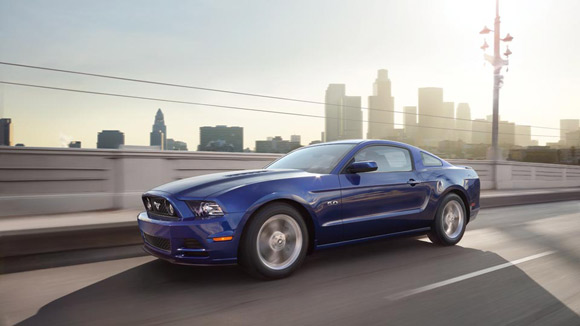 2014 Ford Mustang Lease & Review