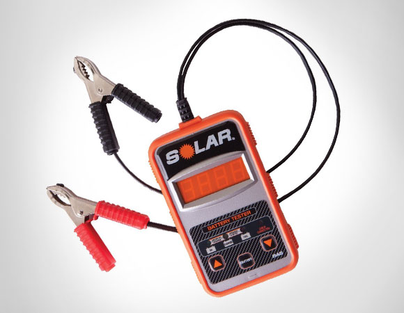 Get Solar Electronic Battery Tester with 50% Off Now