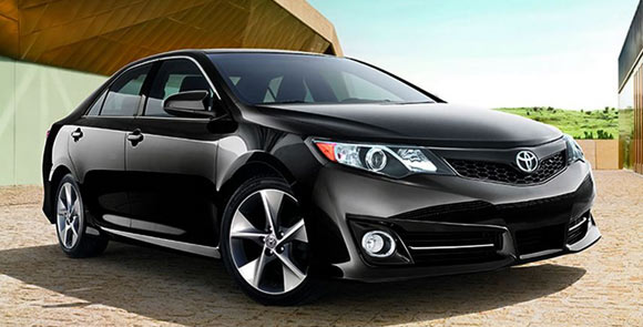 car lease deals 2013 Toyota Camry Best Car Lease Deals: September 2013